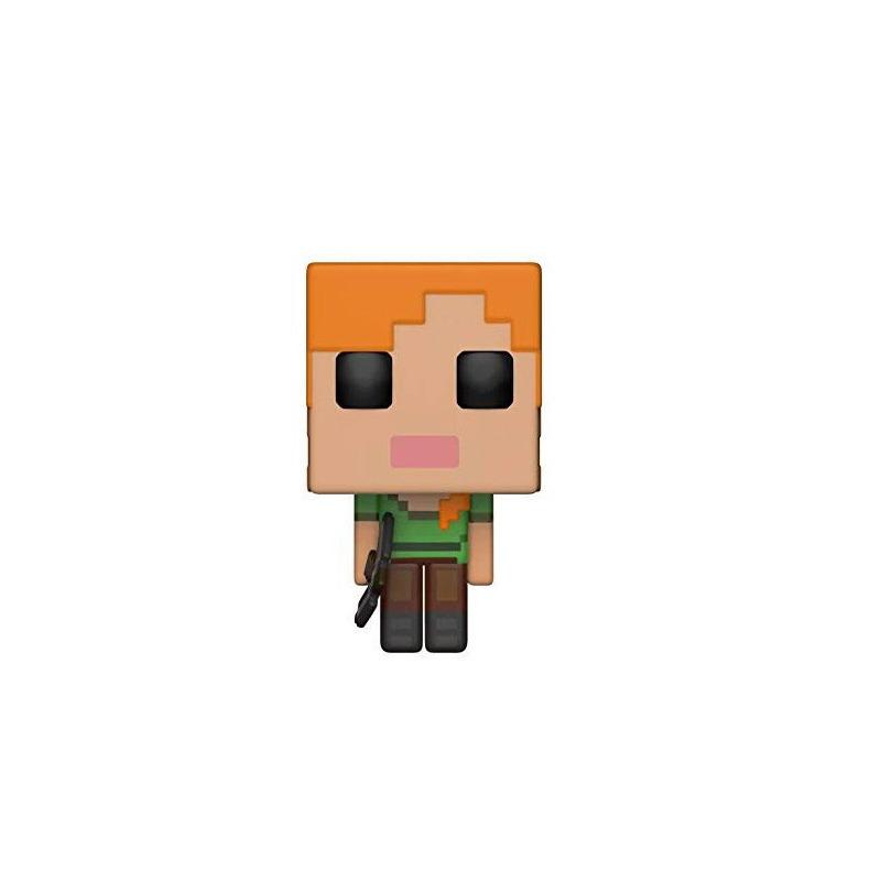 Alex Pop Funko #317 - Minecraft - Pop Games