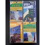 Kit 4 Mapas: Chile, Machu Pichu, América Do Sul E Peru