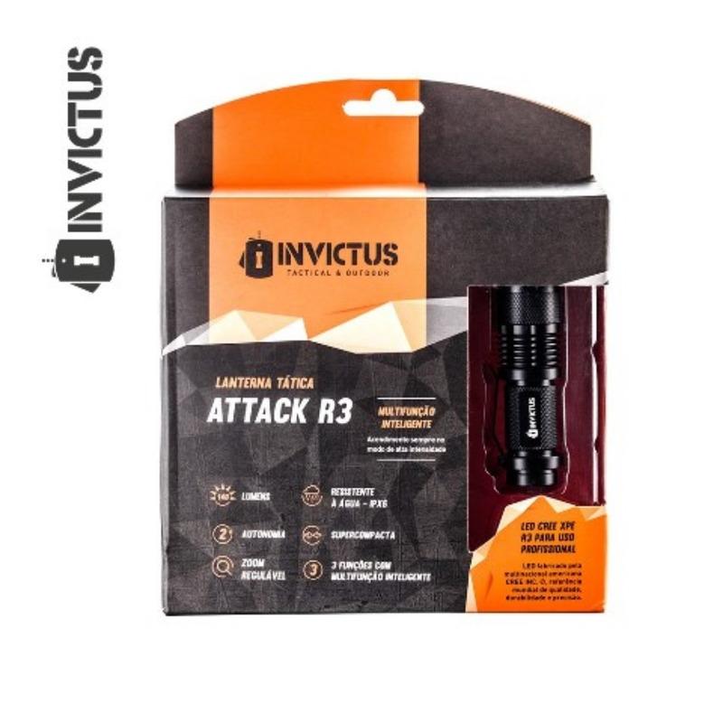 Lanterna Invictus Attack R3