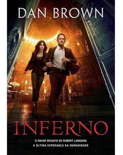 Livro - Inferno - Dan Brown - Envio Imediato Original