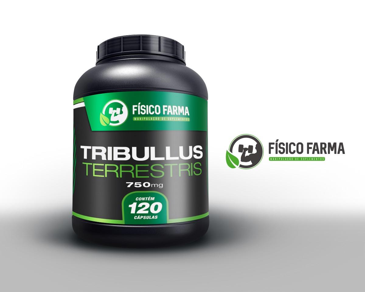 Tribulus Terrestris - 750mg