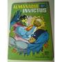 Almanaque Invictus 71 Ebal C/cartão De Identidade Dos Heróis
