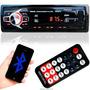 Aparelho De Som Carro Bluetooth Pendrive Sd Rádio Gm Onix