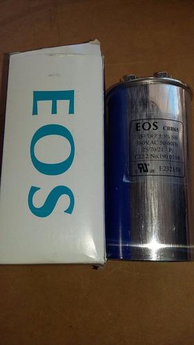 Capacitor Duplo 35 + 3 */- 5% Original