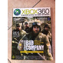 Revista Xbox 360 20 Battlefield Bad Company Far Cry 2 I304