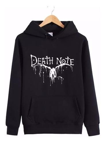 Blusa Moletom Casaco Blusão Death Note Anime L Original