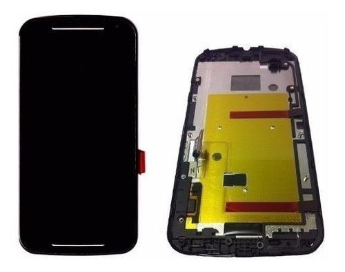 Display Lcd Tela Touch Frontal Moto G2 Geração Xt1068 X1069 Original
