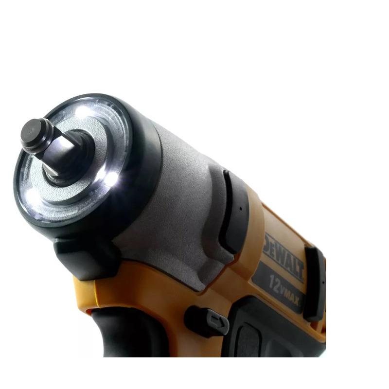 Chave de Impacto DeWALT à Bateria Bivolt - DCF813S2