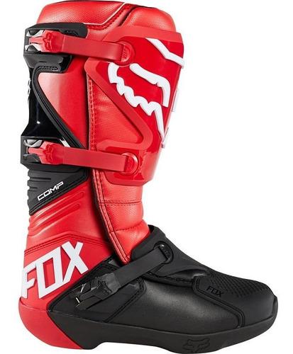 Bota Fox Comp Cores Enduro Motocross Trilha Lançamento 2020 Original