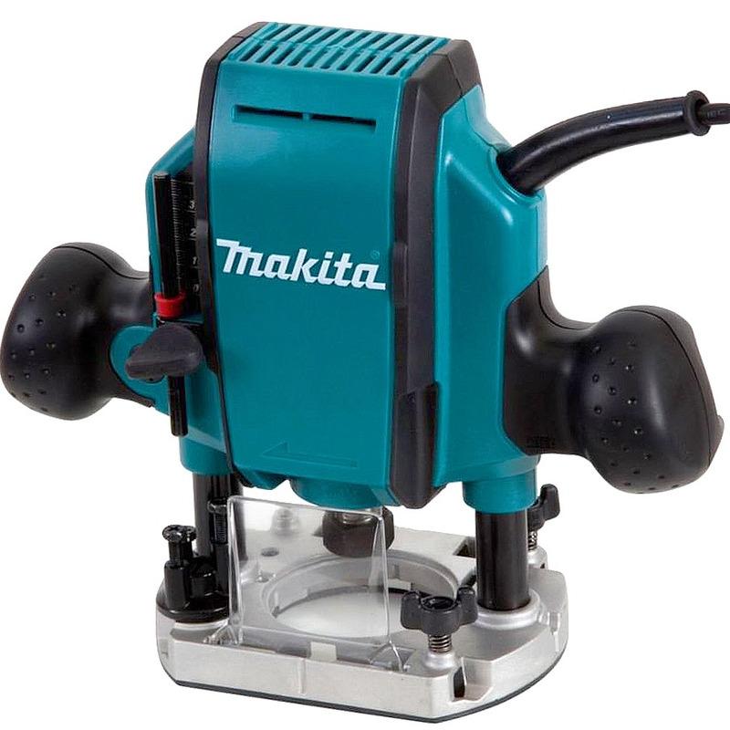 Tupia de Coluna 6mm 900 Watts - RP0900 - Makita