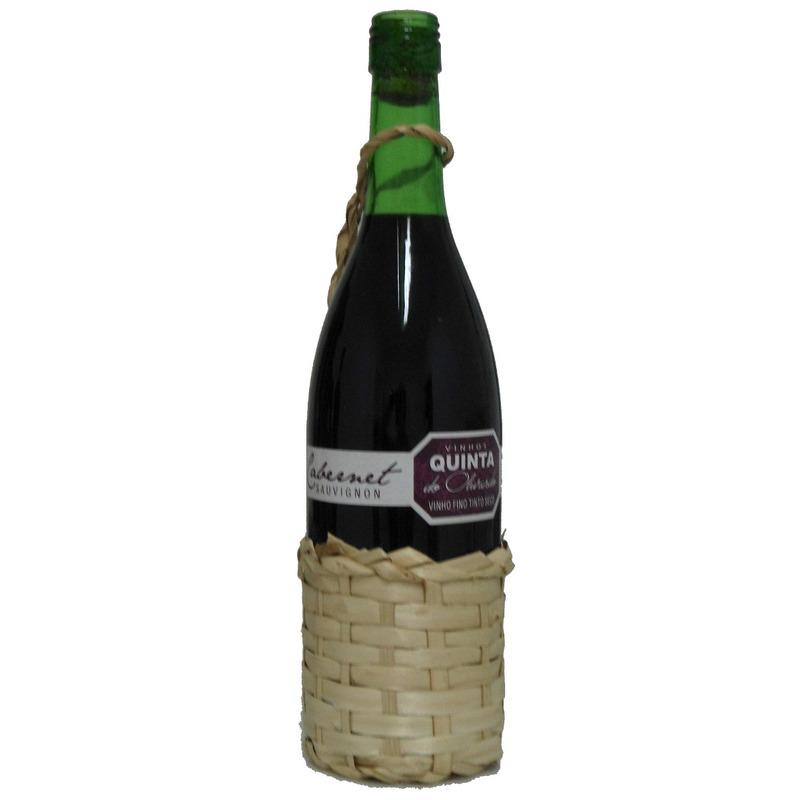 Vinho Fino Cabernet Sauvignon 750ml - Quinta do Olivardo