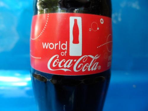 Garrafa World Of Coca Cola Atlanta 2014 Coleção