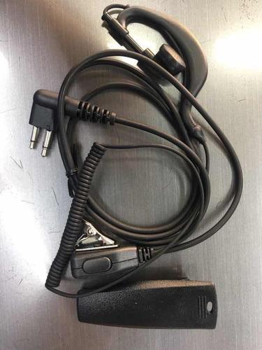 Fone Lapela E Clip Suporte De Cintura Para Ep E Dep 450
