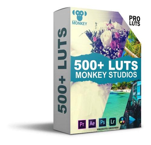 500+ Luts - Color - Premiere Pro - Photoshop - After Effects Original