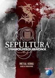 Dvd Sepultura Tamboursoubronx Alive In Rock In Rio + Documen Original
