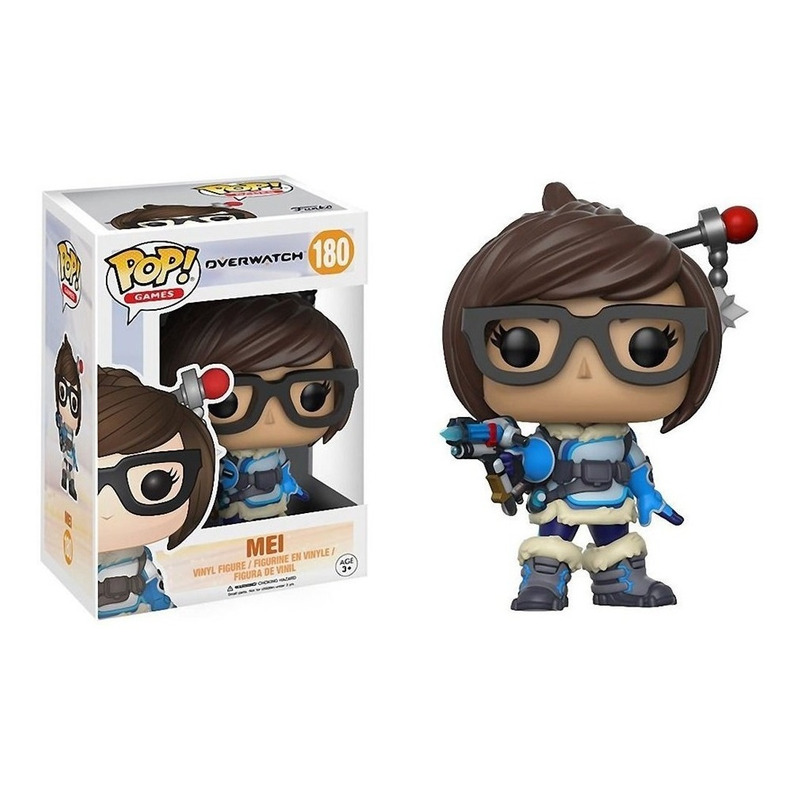 MEI Pop Funko #180 - Overwatch - Games