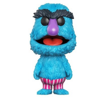 Herry Monster Pop Funko - Vila Sésamo - Speciality Series