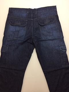435e6ab99 Comprar Calça Jeans Masculina Modelo Cargo