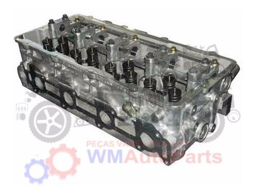 Cabeçote Ranger 3.0 Diesel Power Stroke Novo C/ Válvulas Original