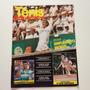 Revista Tênis News Copa Davis Luiz Mattar Leonard Silva N°38