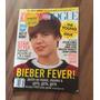 Justin Bieber Revista Teen Vogue
