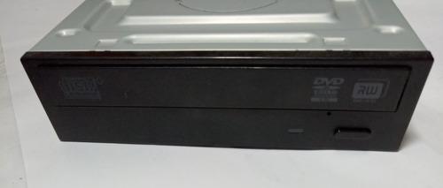 10 Gravador E Leitor De Cd E Dvd Sata Hp Sh-216 Original
