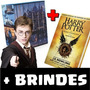 Box Harry Potter Completo 8 Livros Brindes