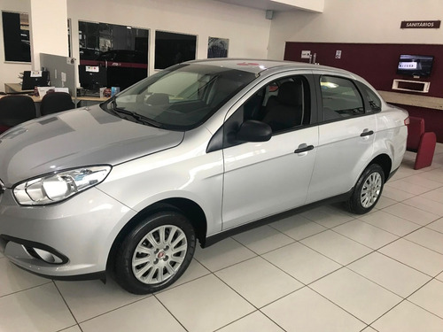 Fiat Grand Siena 1.0 Attractive Flex 4p Novo