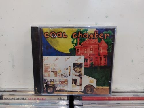 Cd Coal Chamber - Caution Original
