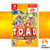 Jogo Captain Toad - Switch