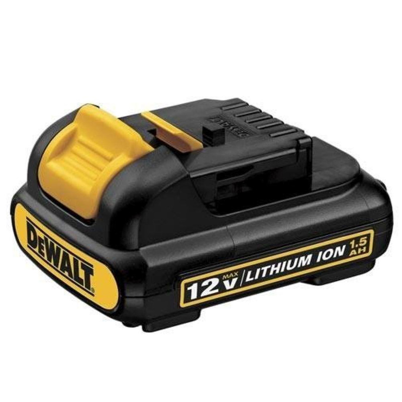 Bateria Dewalt 12V Ion de Litio