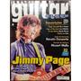 Revista Guitar Class No 6 2001 Jimmy Page Kiss Iron Maiden
