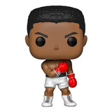 Muhammad Ali Pop Funko #01 - Lendas do Esporte - Sport Legends