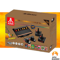 Console Retro Atari Flashback 8 Golden Deluxe