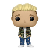 Justin Bieber Pop Funko - Série Pop Rocks