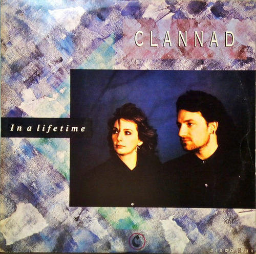 Clannad Lp 1985 In A Leftime Mix Bono Vox U2 12059 Original