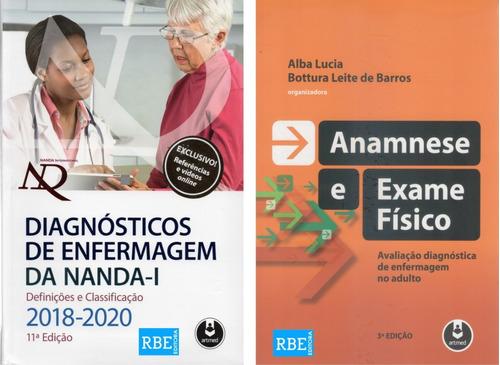 Diagnosticos De Enfermagem Da Nanda + Anamnese  Exame Físico