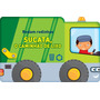 Sucata. O Caminhão De Lixo. Rodam Rodinhas