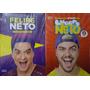 Luccas Neto Felipe Neto 2 Livros Irmãos Neto Frete 20