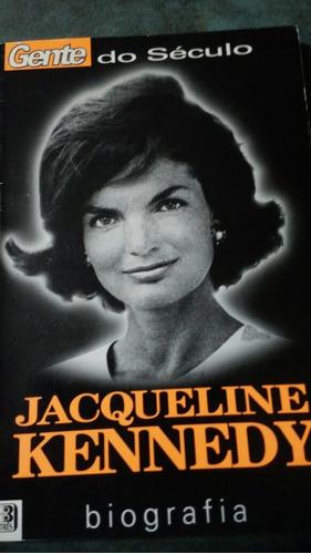 Gente Do Século - Jacqueline Kennedy - Biografia Fotos Reais Original
