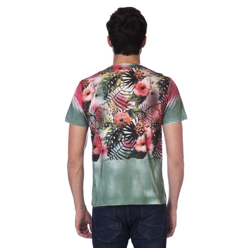 Camiseta Long Island FW Verde