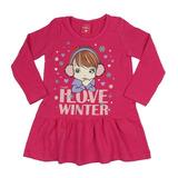 Blusa I Love Winter TMX Kids&Teens