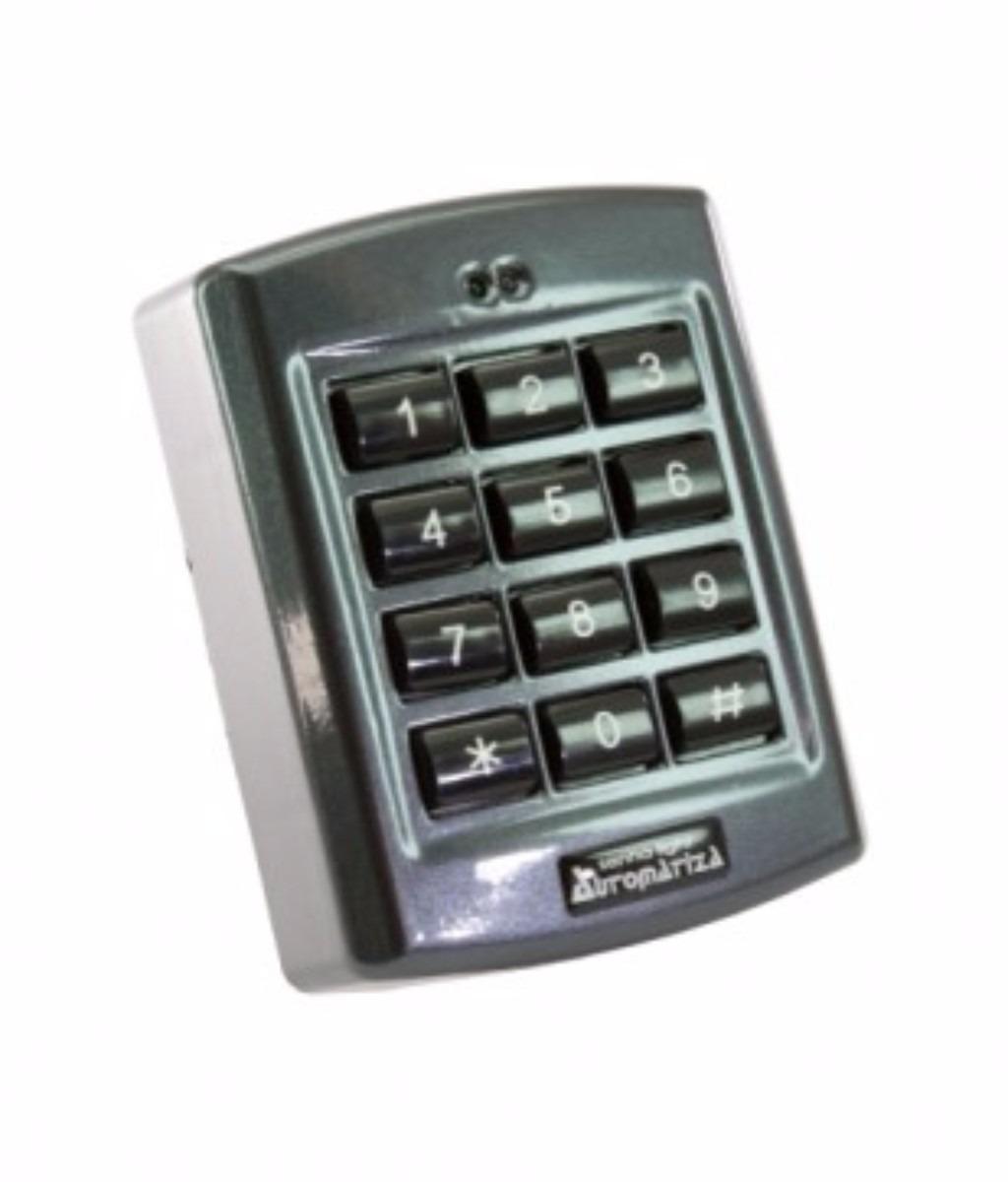 Controlador de acesso SENHA LIGHT