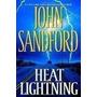 Livro Heat Lightning Sandford John Sandford