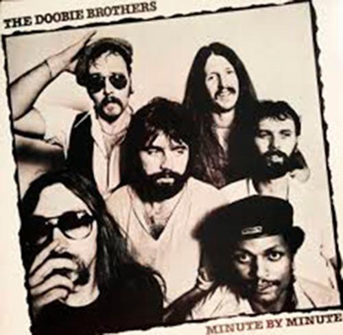 Lp The Doobie Brothers - Minute By Minute Af Original