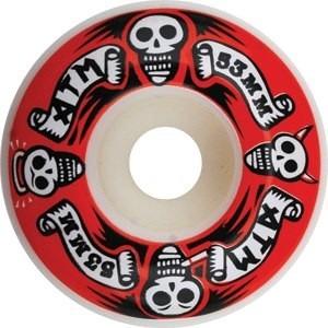 Roda De Skate Gringa Atm 53 Mm Original