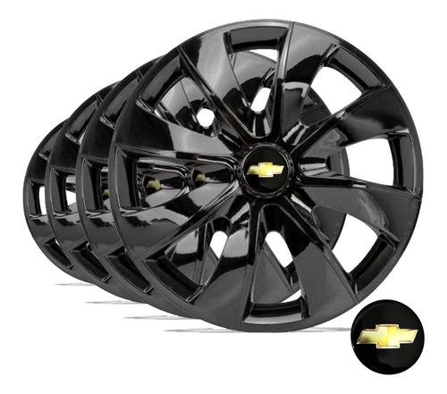 Calota Jogo Aro 13 Esport. Black Gm Corsa Classic  2008/.. Original