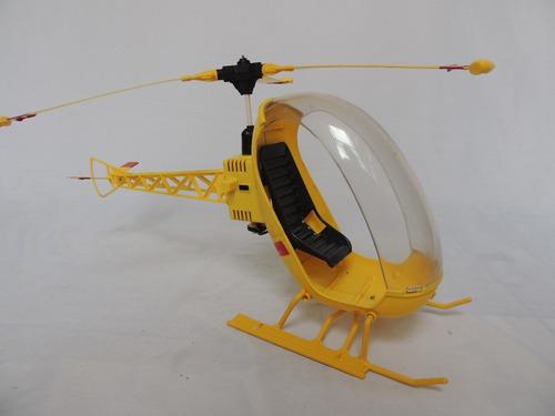 Comandos Em Ação - Falcon 80' - Helicóptero Amarelo  (b) Original