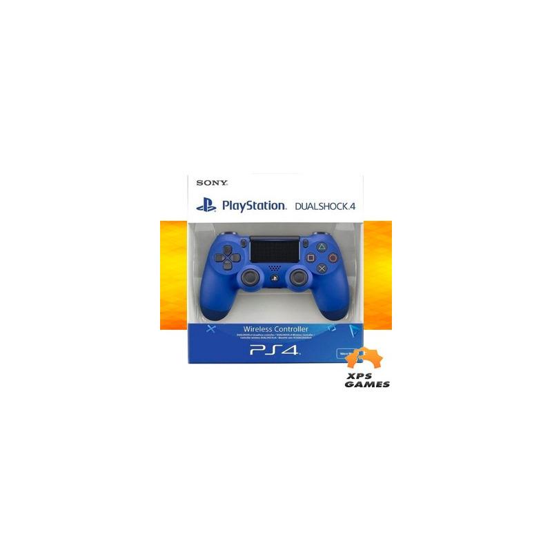 Controle Dual Shock 4 Azul- PS4