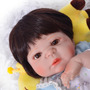 Bebê Reborn Menino Barato De Silicone Pronta Entrega 12x M17